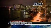 Un petit tsunami frappe Hawaï après un puissant séisme au large du Canada