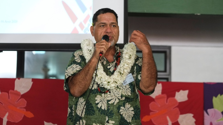 Cyril Tetuanui réélu au SPC