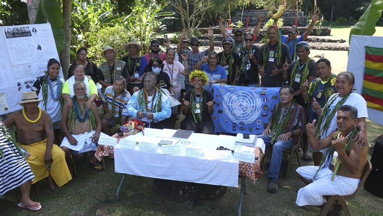 Le Pays saisit la justice pour faire expulser le « Royaume » du marae Arahurahu