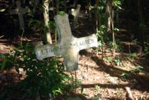 Ne l'oublions pas, l'ancien cimetière des lépreux d'Orofara