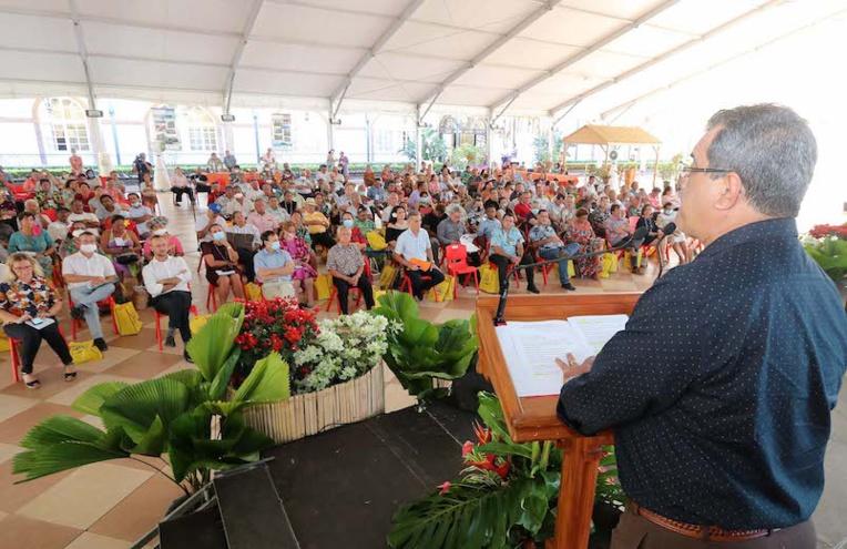 """Fritch propose un """"fonds de secours"""" pour les communes"""