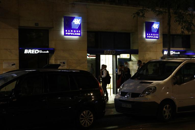 Un homme armé retient six personnes en otage au Havre avant de se rendre