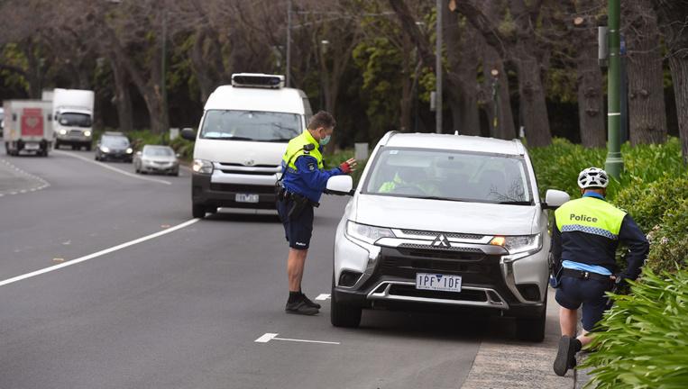 Australie: deux hommes arrêtés car ils préparaient une manifestation contre le confinement