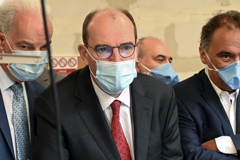 Covid: Castex hausse le ton et prône l'extension du port du masque à l'extérieur