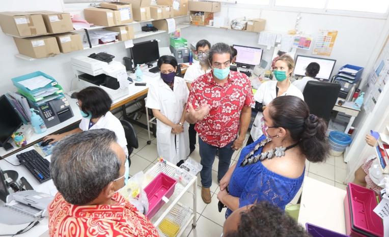 Un second appareil d'extraction moléculaire promis à l'ILM
