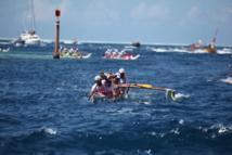 Hawaiki Nui Va'a: Edt Va'a remporte la 2ème étape, Paddling Connection conserve sa première place au général