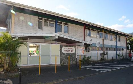 Fermeture de l'école Tama Nui jusqu'au lundi 24 août