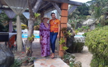 Rurutu profite à plein du tourisme local