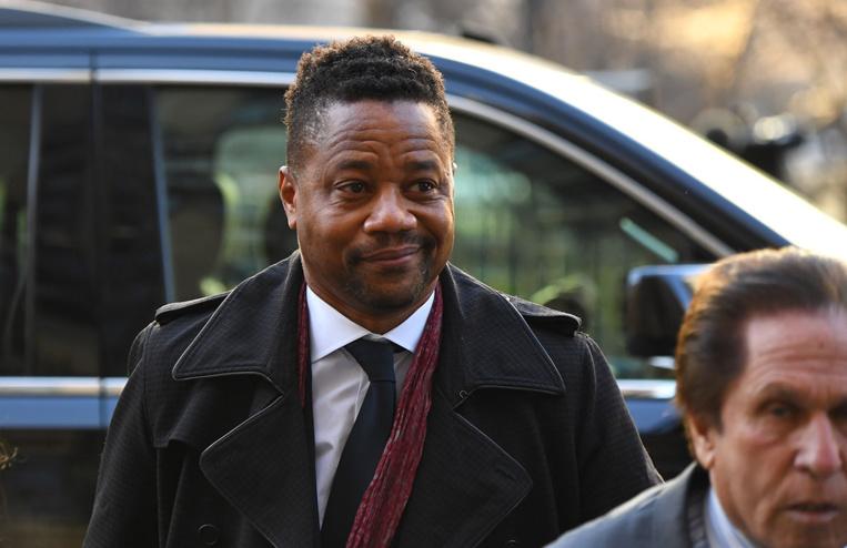 L'acteur Cuba Gooding Jr. accusé de viol dans une plainte au civil