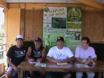 Le Taapuna Surf Club fête ses 40 ans, samedi 17 novembre!