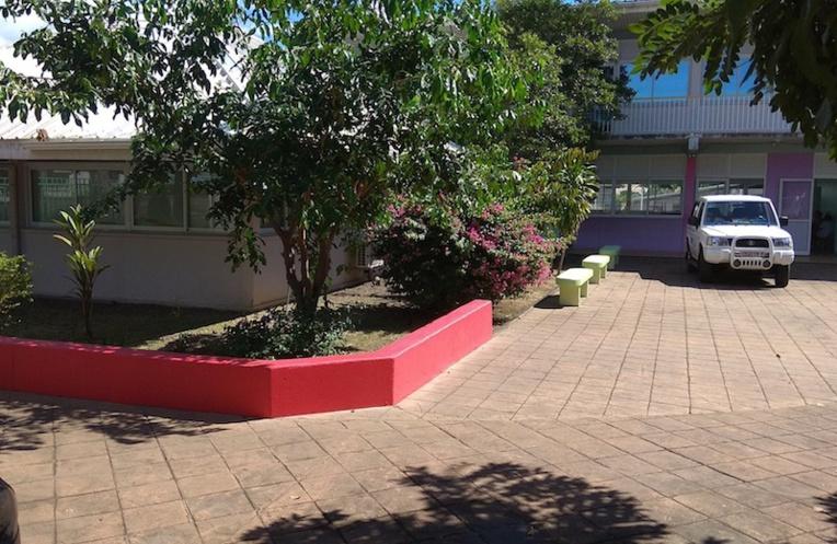 L'école Ahutoru de Arue restera fermée cette semaine. (Photo : FB APE Ahutoru)
