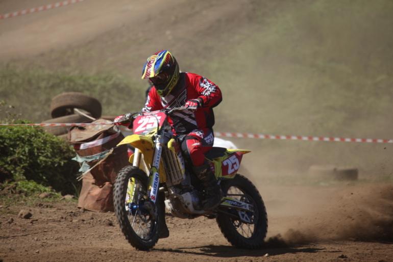 Circuit de Glen Helen, Californie : Jean-Jacques Temorere, champion du monde de motocross !