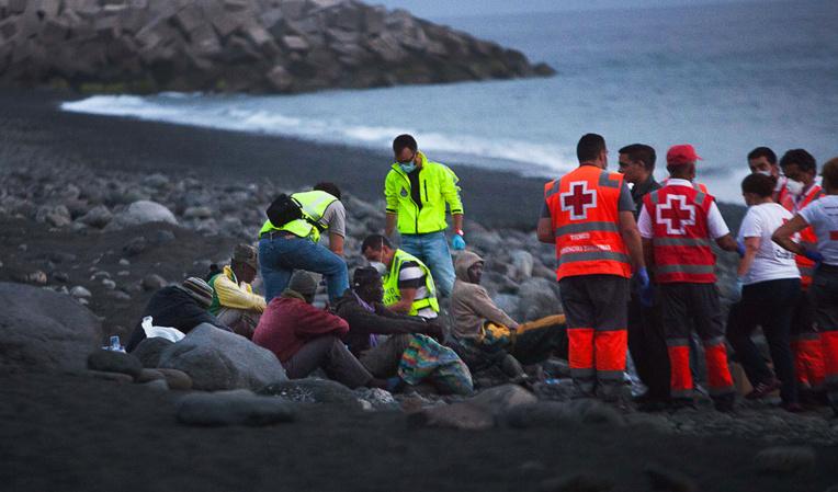 Les migrants reprennent la dangereuse route maritime des Canaries