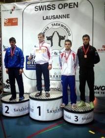 Taekwondo- Raihau Chin décroche le bronze à Lausanne