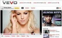 Musique sur internet: l'argent afflue, la guerre se durçit avec l'arrivée de Vevo