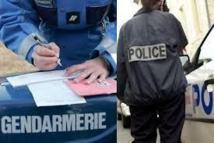 Des gendarmes verbalisent des policiers: un PV qui passe mal