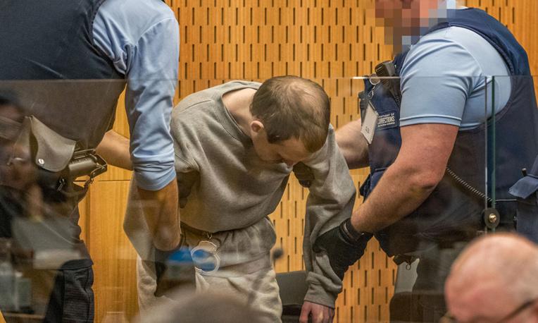 Nouvelle-Zélande: le tueur de Christchurch ne s'exprimera pas à son procès