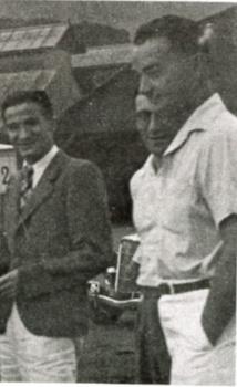 De Curton, Marcel Sénac et Jean Gilbert.