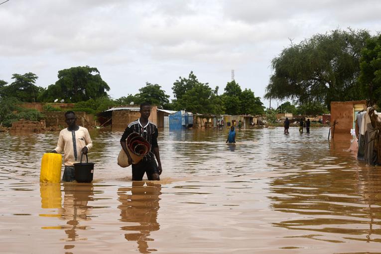Inondations au Niger: 45 morts et plus de 200.000 sinistrés