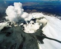 Le Mont Ruapehu menace à nouveau de se réveiller