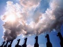 Nouvelle concentration record des gaz à effet de serre
