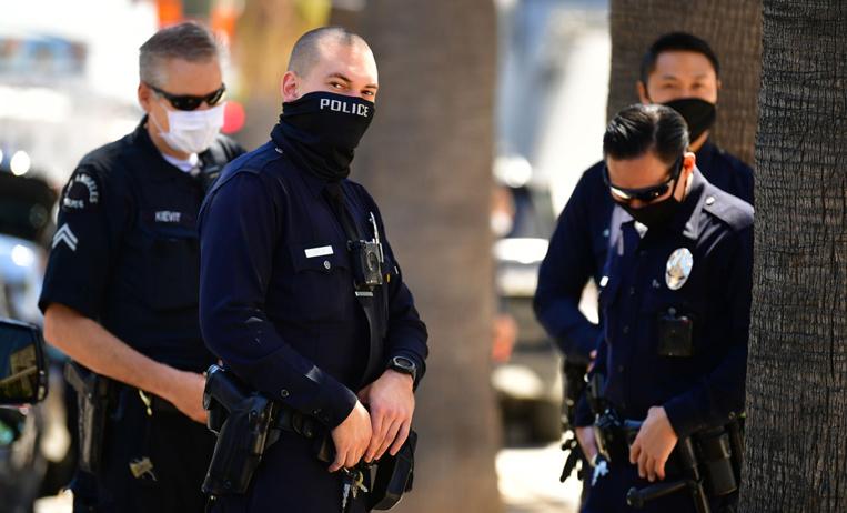Un homme noir tué par la police à Los Angeles