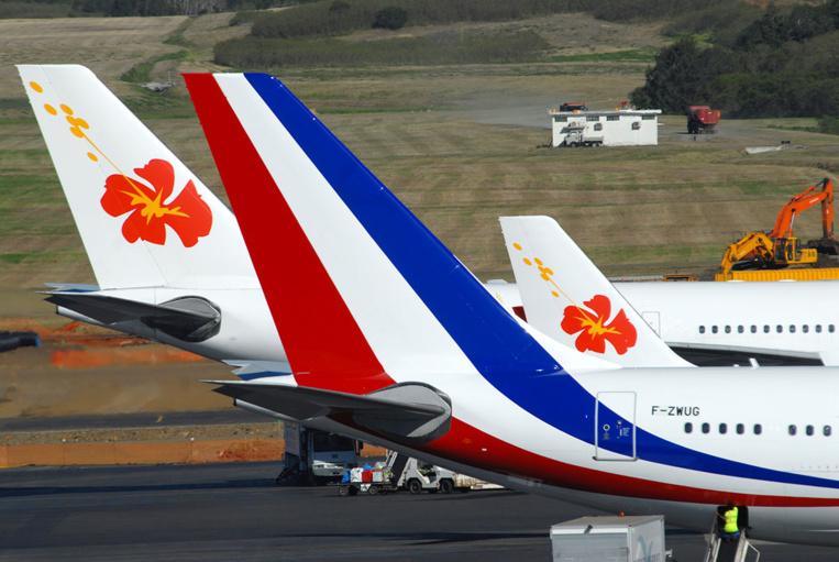 Covid-19: Les vols internationaux au départ et à l'arrivée de la Nouvelle-Calédonie limités jusqu'en mars 2021