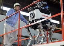 Japon: un robot quadrupède nippon pour intervenir à Fukushima