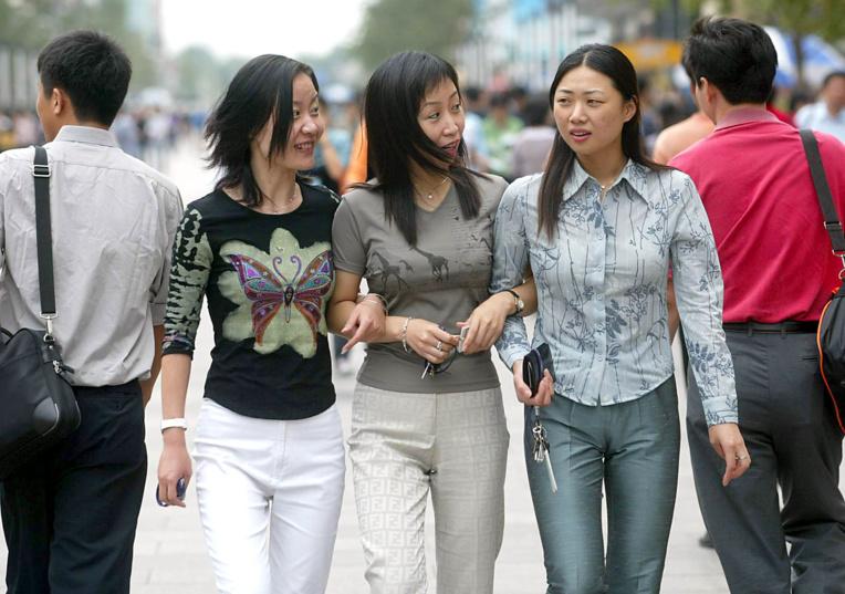"""Chine: une université déconseille les tenues """"suggestives"""""""