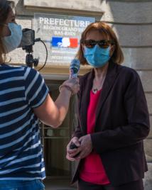 Port du masque généralisé: la préfète du Bas-Rhin sommée de revoir sa copie