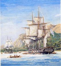 Les tropiques n'étaient pas la cible des Russes, qui souhaitaient plutôt prendre le contrôle du commerce des peaux dans le nord du Pacifique.