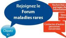Lancement d'un forum de discussions et de débats sur les maladies rares