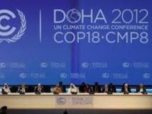 La conférence de l'ONU sur le changement climatique démarre à Doha