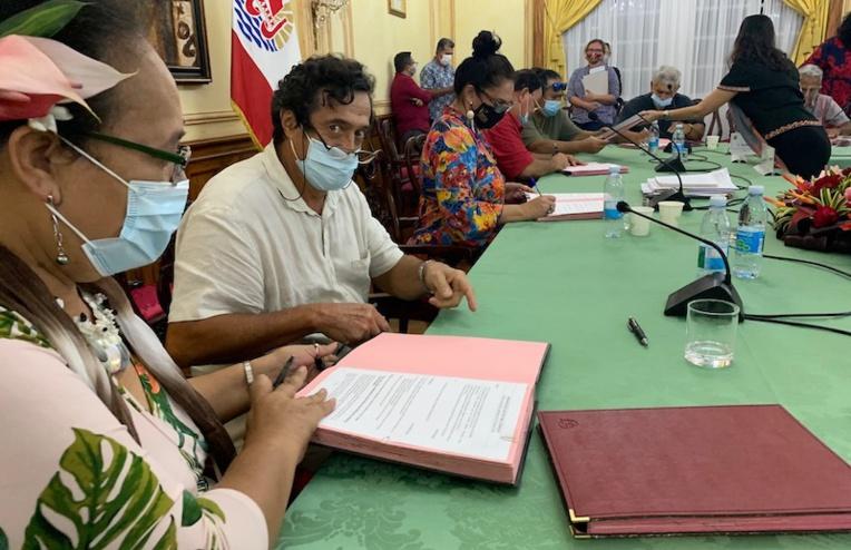 Protocole d'accord signé, grève générale évitée