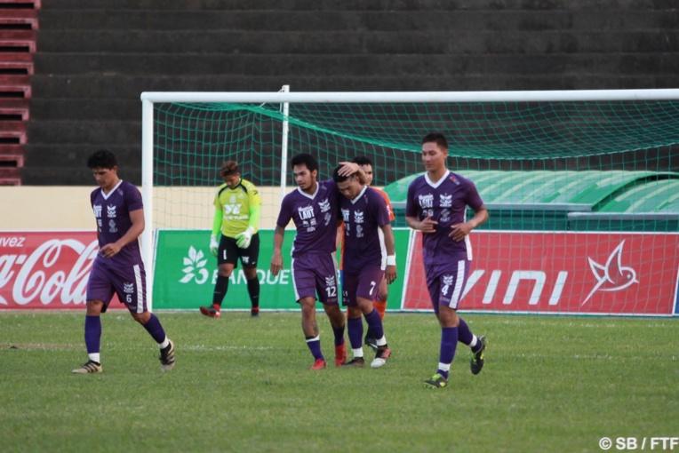 Le club de Paea, sacré cinq fois champion de Tahiti et sixième du dernier championnat, a été saigné à blanc au cours de l'intersaison.