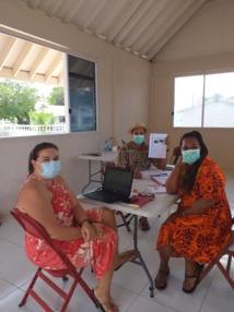 Deux enquêteurs formés par l'ISPF à Hao