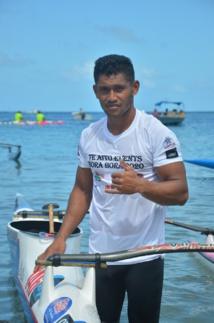 Brice Punuataahitua vainqueur du Te Aito
