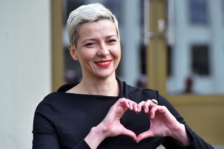 """Bélarus: l'opposante Kolesnikova a """"déchiré son passeport"""" pour éviter l'exil forcé"""