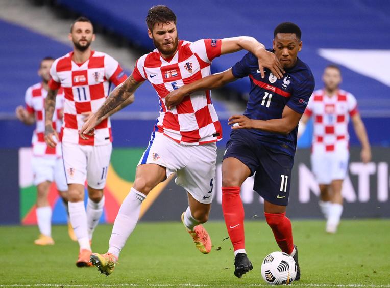 Ligue des nations: les Bleus, rajeunis, domptent la Croatie avec Camavinga