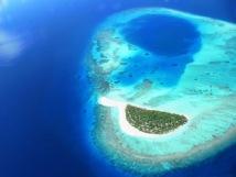 Les atolls sont directement concernés par le phénomène