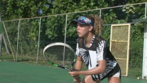 Vaiani Dusserre-Valleaux : star du tennis en devenir ?