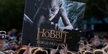 """Wellington transformée en """"Terre du milieu"""" pour la première du Hobbit"""