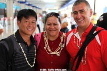 Océania de Tae Kwon Do : Départ d'une délégation pour l'Australie