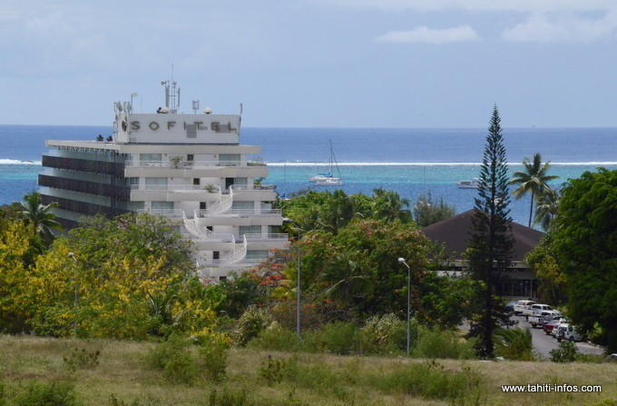 "Sofitel Tahiti Maeva Beach : ""this is the end"""