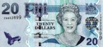 La Reine Elizabeth disparaît des billets et pièces fidjiens
