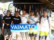 Pêche: Championnat de Tahiti par équipes 2012 et sélection pour les océania 2013  en Australie.
