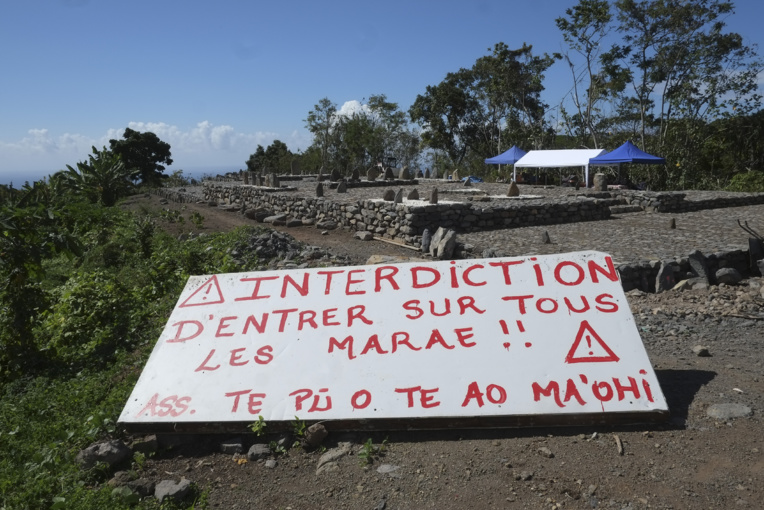Les maraeapi sèment la discorde à Pamatai Hills