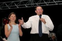 L'épouse du député avait mordu un vigile à un meeting : amende avec sursis