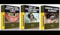 Tous les paquets de cigarettes identiques en Australie