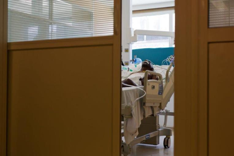 Guadeloupe: plan Orsan déclenché face à l'afflux de patients Covid-19
